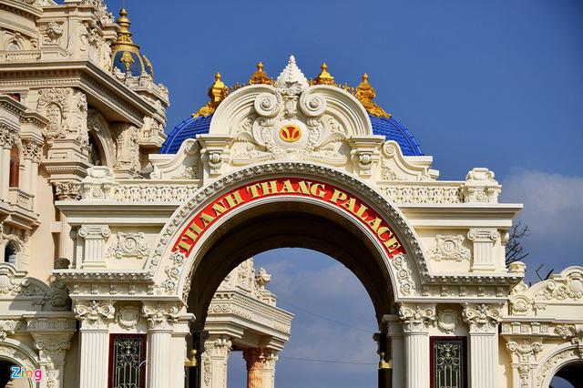 Lâu đài Thành Thắng của đại gia Gia Viễn, Ninh Bình - Ảnh 6.