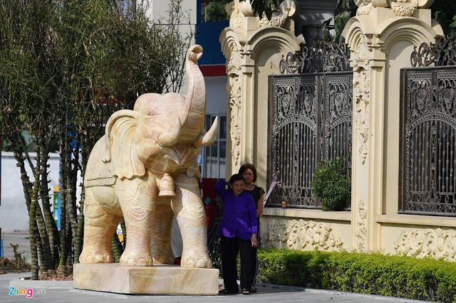 Lâu đài Thành Thắng của đại gia Gia Viễn, Ninh Bình - Ảnh 10.